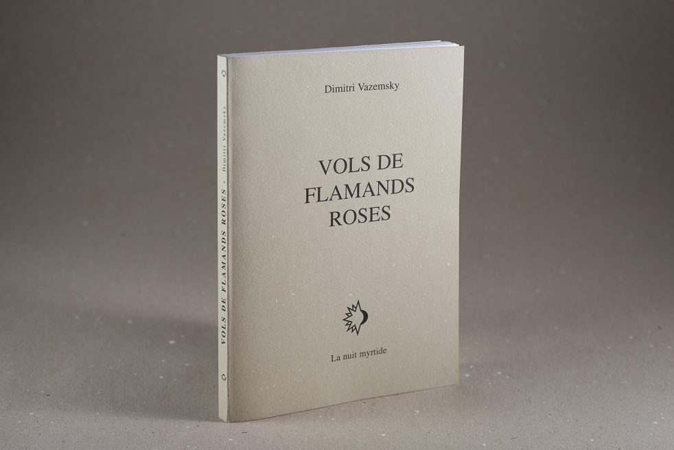 vols de flamands roses