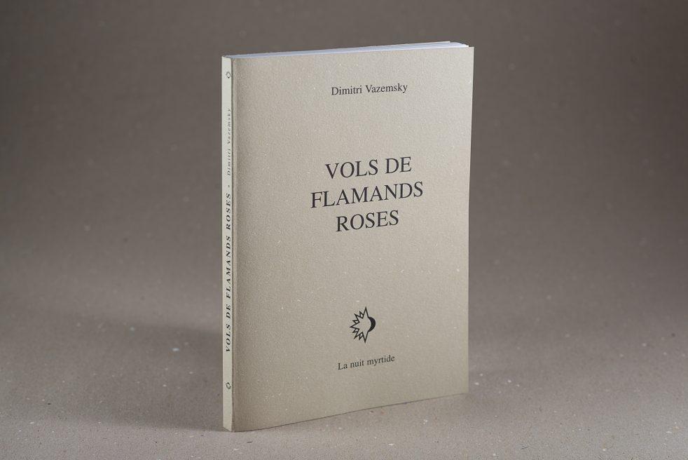 vols de flamands roses